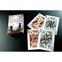 The Utopia Playing Card Deck by Card Experiment