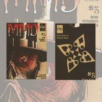 MMD - Comic Book Deck #3 by DeVo and Handlordz, LLC
