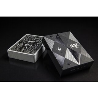 JAQK Black Edition Playing Cards Deck by JAQK Cellars