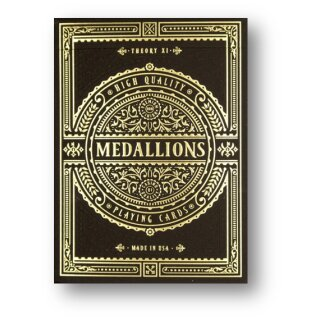 Medallions Deck by Theory11