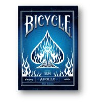 Apollo Deck - Bicycle Blau by Eric Duan