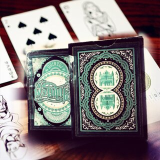 Phantom Deck Playing Cards by Nanswer - USPCC