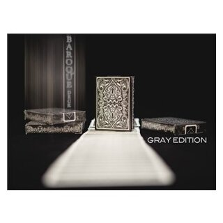 Baroque Deck Grey by Criss Angel