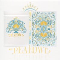 Peafowl Deck (out of print) (Snow White) by Aloy Studios