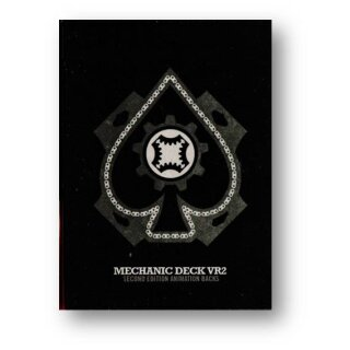Mechanic Deck VR 2  by Mechanic Industries USPCC