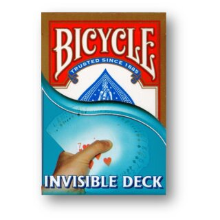 Invisible Deck Bicycle ROT