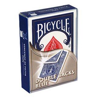 Bicycle Double Backs BLAU
