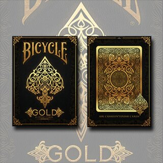 Gold Deck - Bicycle