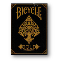 Gold Deck - Bicycle Poker
