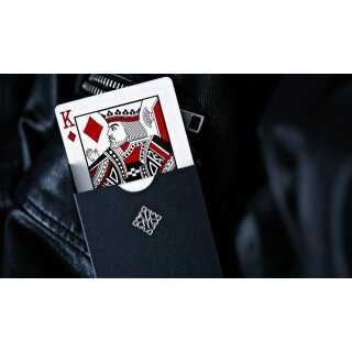 Madison Rounders Playing Cards : White