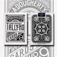 Tally Ho Reverse Fan back (White) Limited Ed. by Aloy...