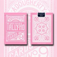 Tally Ho Reverse Fan back (Pink) Limited Ed. by Aloy Studios