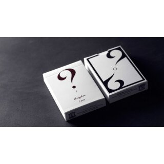 The Question Playing Cards - 2 Decks Set